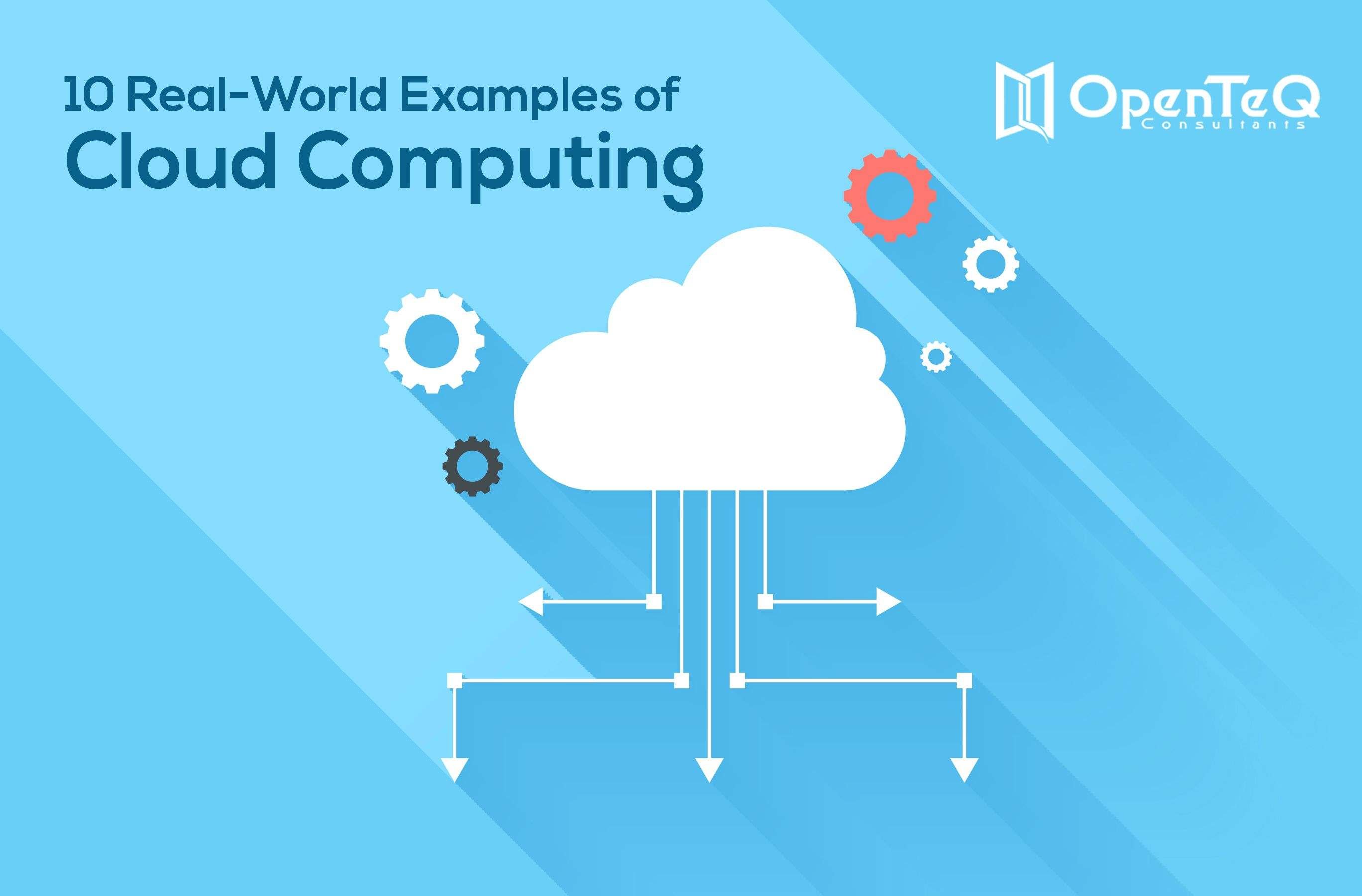 real world examples of cloud computing